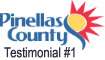 Testimonial from Pinellas County, Florida